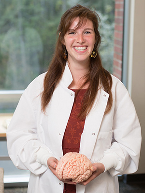 Anna Marie Yanny, Behavioral Neuroscience