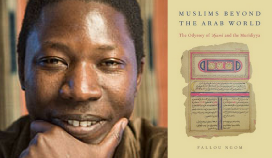 "WWU will host Boston University's Fallou Ngom for ""The Odyssey of Ajami and Muridiyya"" at 5 p.m. on Monday, March 11 in Academic West 204."