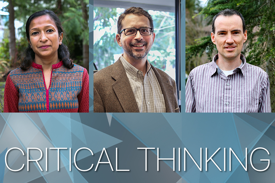 Innovative Teaching Showcase - Critical Thinking - Featuring Bidisha Biswas, Ed Love, and Mark Neff