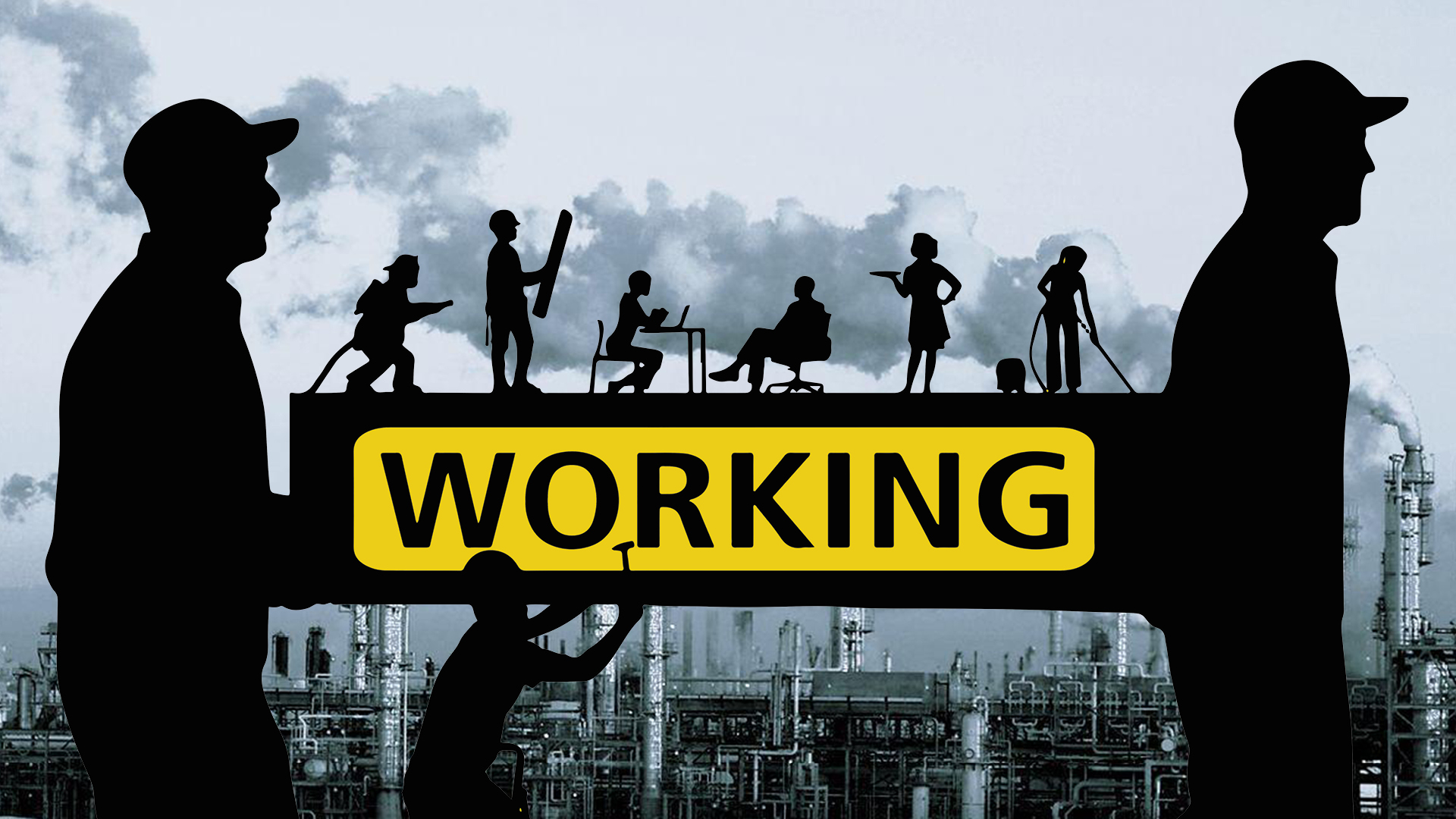 """The Western Washington University Department of Theatre and Dance will perform """"Working, a musical"""" based on the book by Studs Terkel. Performances run December 5 through 8 on the Performing Arts Center Mainstage."""