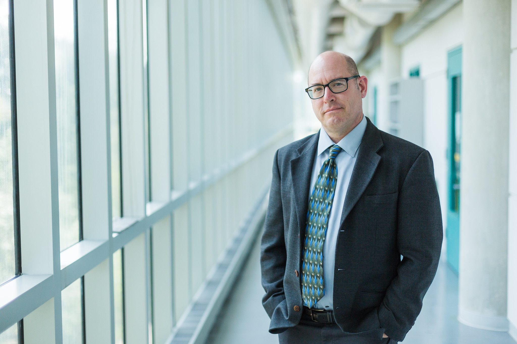 David Patrick has been named the interim dean of the Graduate School and vice provost for research at Western Washington University.