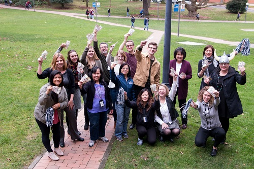 The Western Foundation's Faculty and Staff Giving campaign starts Jan. 31
