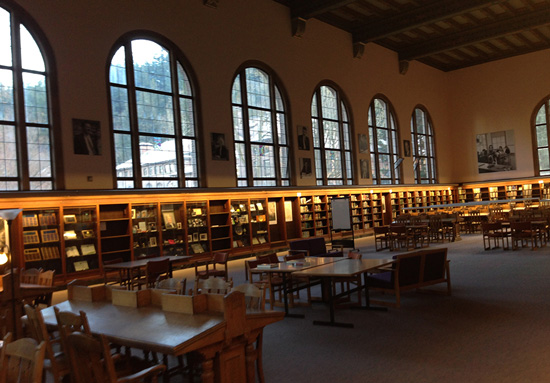 Library news Microform reference collections move Reading Room