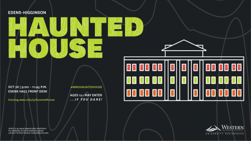 The Edens-Higginson Haunted House has evolved since first founded as the Edens-Higginson Morgue in the 1980s. This year, each floor of Edens Hall is going to have a different theme from Halloween classics like The Shining.