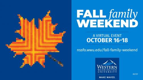 Virtual Fall Family Weekend set for Oct. 16-18