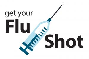 flu shot clinic to be held Oct. 9 and 10