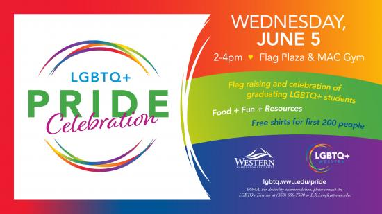 Pride celebration set for June 5