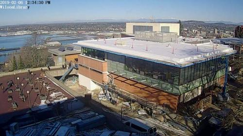 Multicultural Center Construction Update: Feb  7 | Western Today