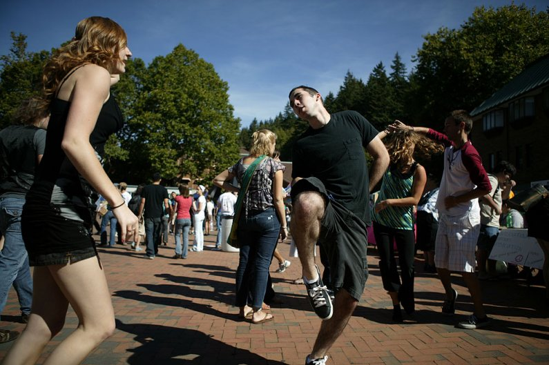 The Ethnic Student Center at Western Washington University put on its biggest event of the year, Culture Shock, on Thursday, May 14, in the Performing Arts Center on Western's Bellingham campus. At the annual event, members of the ESC, other students at W